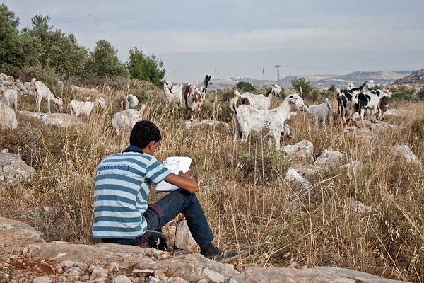 Bi'lin, West Bank