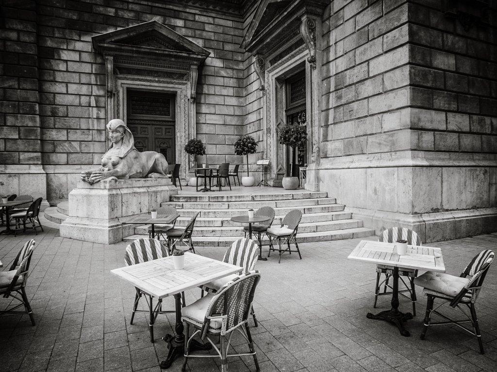 Coffee like an Egyptian- Budapest 2017.